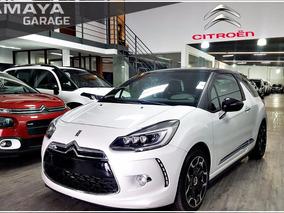 Citroen Ds3 Thp (turbo) 1.6 Chic 0km Amaya Garage