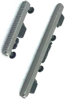 Botão Power Vol.externo Moto G4 / Plus Xt1626 Xt1640 Prata