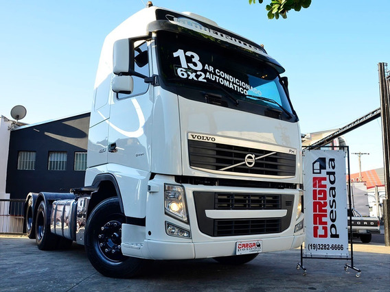 Volvo Fh 420 6x2 Globetrotter 2013= Fh 460 440 Scania R440