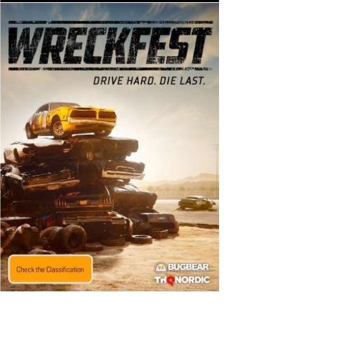Wreckfest-pc-dvd(midia Fisica)