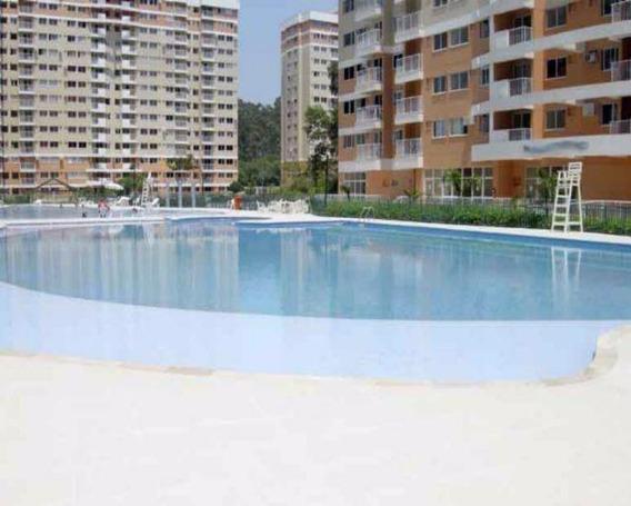 Parque Das Águas - Sol Da Manhã 3 Qts 1 Suite - Vista Para A Piscina - Ap00029 - 32973108