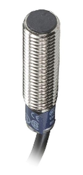 Sensor Indutivo M08 1224vcc Pnp; Telemecanique; Xs108b3pal2