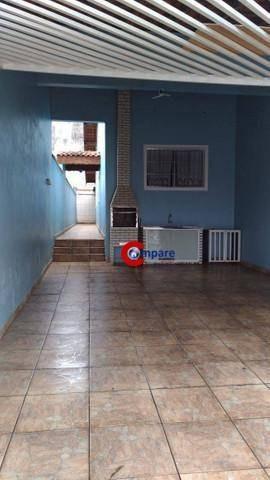 Casa Com 2 Dormitórios À Venda, 125 M² Por R$ 299.000,00 - Parque Santos Dumont - Guarulhos/sp - Ca1230