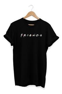Camiseta Tradicional Seriado Friends Serie