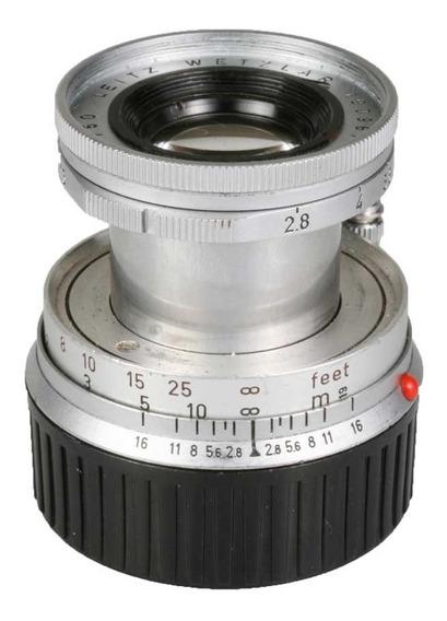 Objetiva Leica Elmar M 50mm F2.8