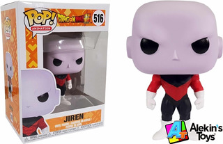 Jiren Funko Pop Exclusivo Dragon Ball Super