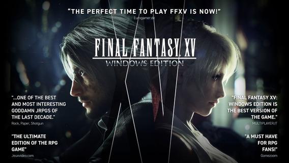 Final Fantasy Xv Pc Livre Para Jogar