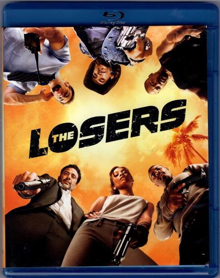 Los Perdedores The Losers Jeffrey Dean Pelicula Blu-ray