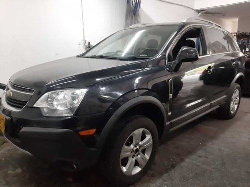 Chevrolet Captiva Sport Fe At 2.4 2013