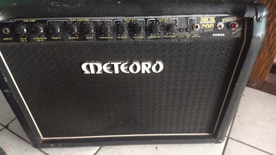 Cubo Guitarra Meteoro Mck 200 Extreme Loja Espaço Espaço Da