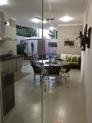 Casa Residencial À Venda, Parque Residencial Damha V, São José Do Rio Preto. - Ca1380