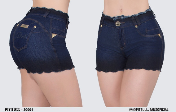 Short Jeans Lycra Bojo Bumbm Estilo Rhero