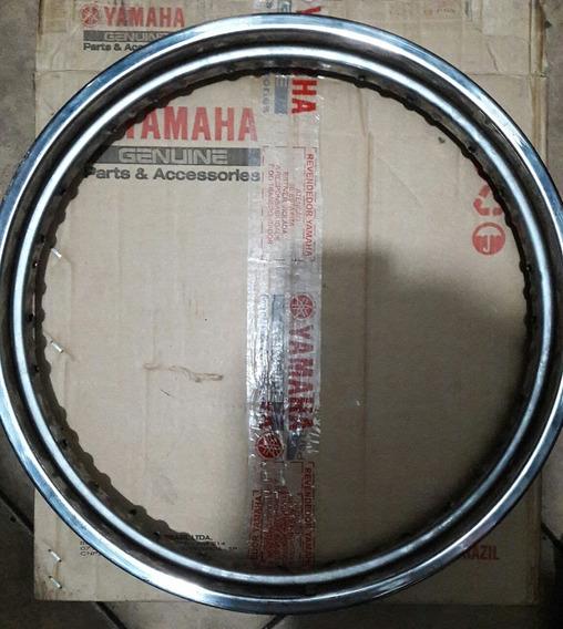 Aro Da Roda Diant Xv650 Drag Star 19 X2.50 Original Yamaha