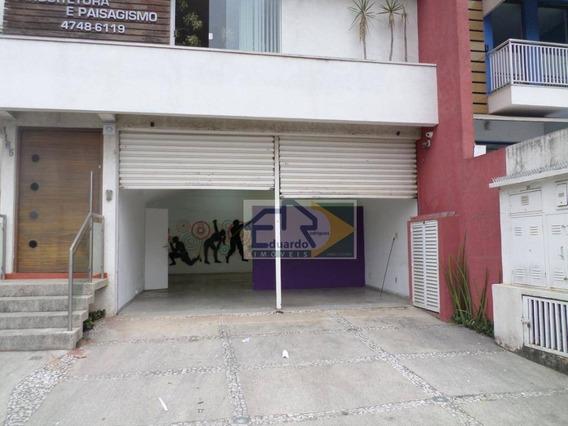 Salão Para Alugar, 100 M² Por R$ 2.500/mês - Parque Suzano - Suzano/sp - Sl0082
