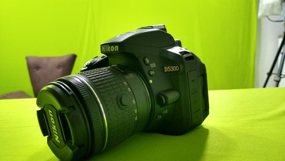 Câmera Dslr Nikon D5300