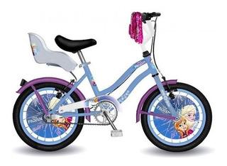 Bicicleta Enrique Rodado 16 Frozen