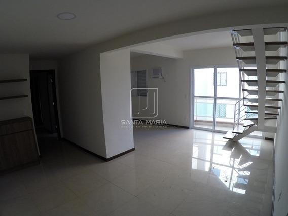 Apartamento (cobertura 2 - Duplex) 3 Dormitórios/suite, Cozinha Planejada, Portaria 24hs, Elevador, Em Condomínio Fechado - 35376vejqq