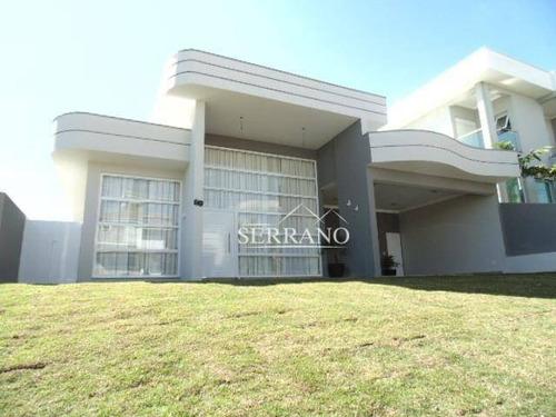 Casa Com 3 Dormitórios À Venda, 315 M² Por R$ 1.900.000,00 - Condomínio Terras De Vinhedo - Vinhedo/sp - Ca0130