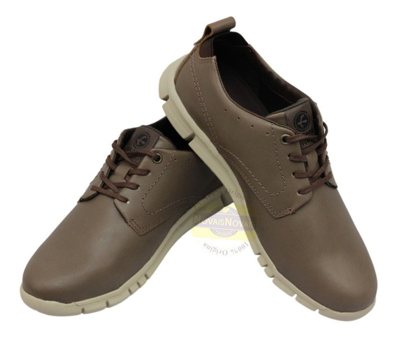 Sapato Kildare Masculino Couro Legítimo Original Com N F