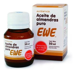 Ewe Aceite De Almendras Puro 50ml ¡oferta!
