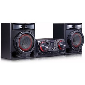 Mini System Lg 440w Rms Bluetooth - Cj44.abrallk