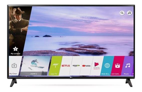 Tv Lg Smart Tv De 43 Pulgadas Full Hd Nuevo