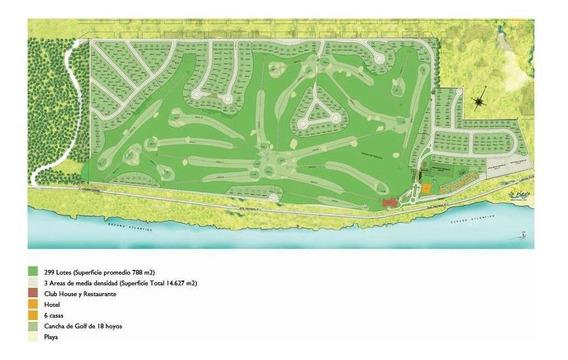 Urgente Venta Terreno En Campo De Golf Miramar