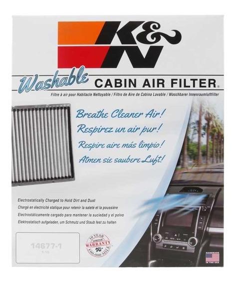 Filtro De Ar Condicionado K&n Vw Golf Gti Tsi Audi A3 Vf2047