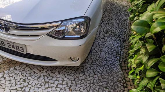 Toyota Etios 1.5 Manual Xls 2016 (vendo Ou Passo Financ.)