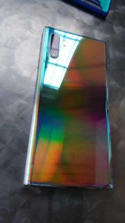 Galaxy Note 10 Plus+ Vários Brindess (celular Usado 2 Meses)
