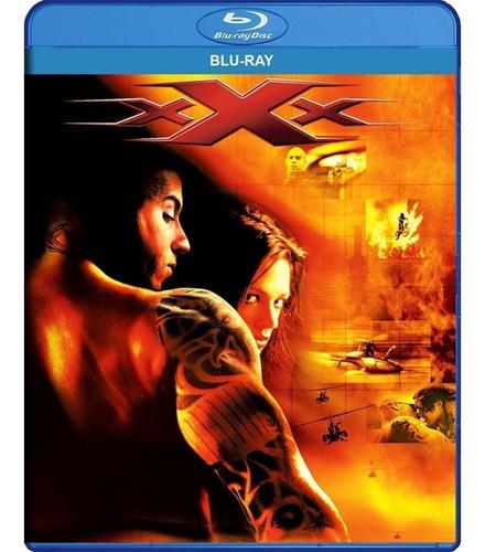 Blu-ray  Triplo X