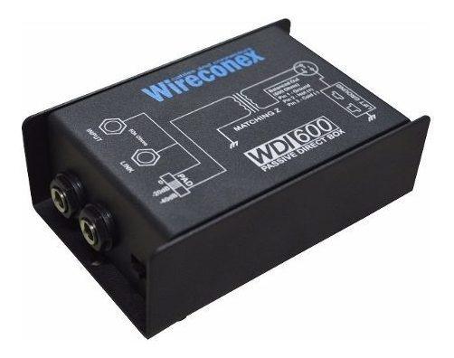 Direct Box Wireconex Wdi-600