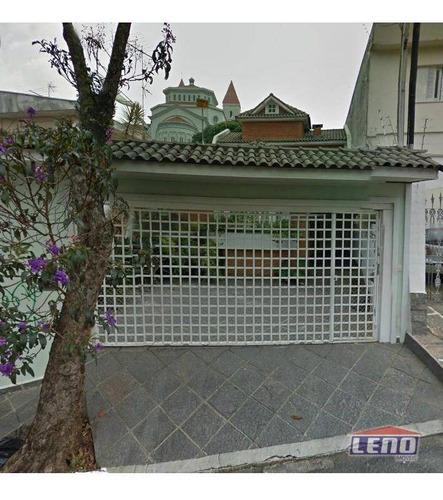 Sobrado Com 3 Dormitórios À Venda, 216 M² Por R$ 930.000,00 - Penha De França - São Paulo/sp - So0138