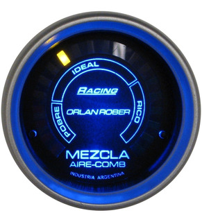 Mezcla Aire Combustible Hallmeter Orlan Rober 52mm