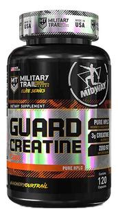Guard Creatine 120 Cápsulas - Midway - Ganho De Força