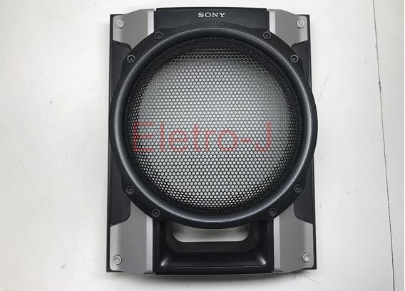 Y8286048a Gabinete Frontal Caixa Ss-wg44 Som Sony Hcd-gt44