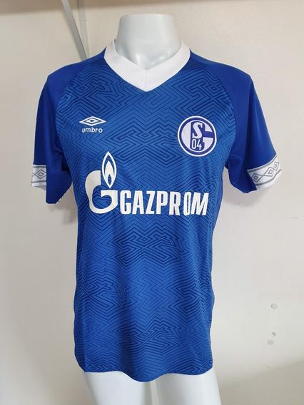Camisa Schalke04 Home 18-19 Importada