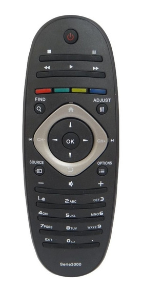 Controle Tv Philips Lcd Led 40pfl8605d/78 40pfl9605d/78