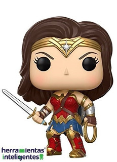 Wonder Woman Funko Pop Justice League