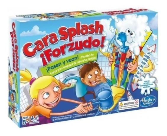 Juego De Caja Pastelazo Forzudo Hasbro C2130