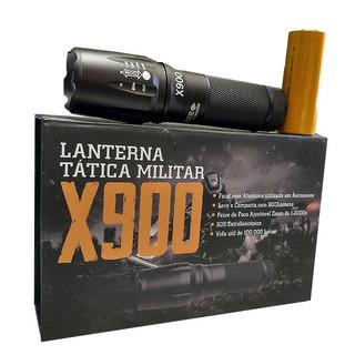 Lanterna Led Tatica Militar X900 Shadowhawk