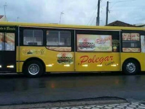 Food Truck Onibus Busscar Ano 1999