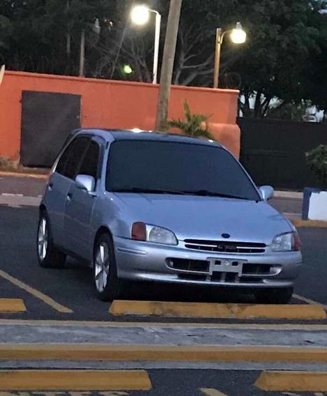 Toyota Starlet Americana