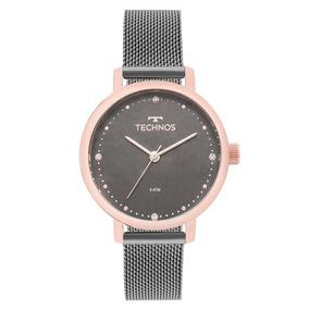 Relógio Technos Feminino Fashion Trend Bicolor - 2035mmo/5c