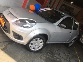 Ford Ka 1.0 Prata 2013