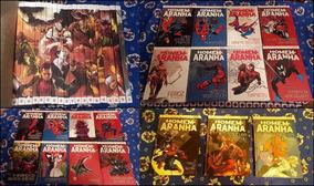 Coleção Definitiva Do Homem-aranha Salvat Várias Edições
