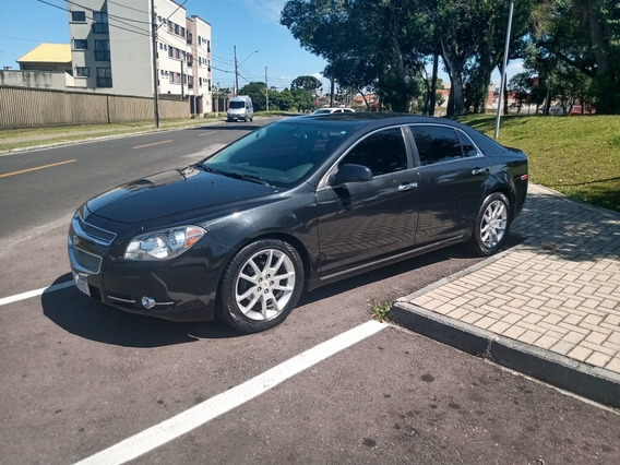 Chevrolet Malibu 2.4 Ltz Ecotec 4p 2010
