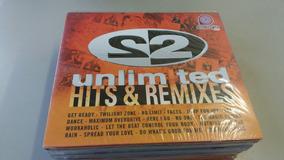 Cd 2 Unlimited - Hits E Remixes - Tiragens Aa E Ab - Lacrad