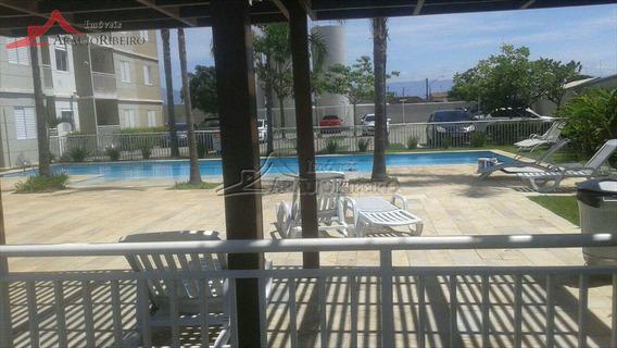 Apartamento Com 2 Dorms, Parque Santo Antônio, Taubaté - V3241