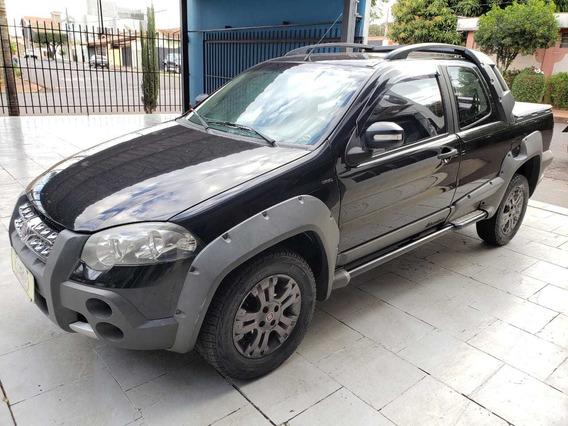 Fiat Strada Adventure 1.8 Locker Cd Flex 10/11